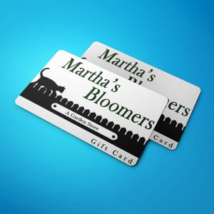 Martha's Bloomers Gift Card
