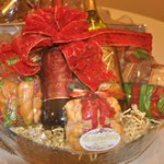 Wine and Pastry Gift Baskets– several size options